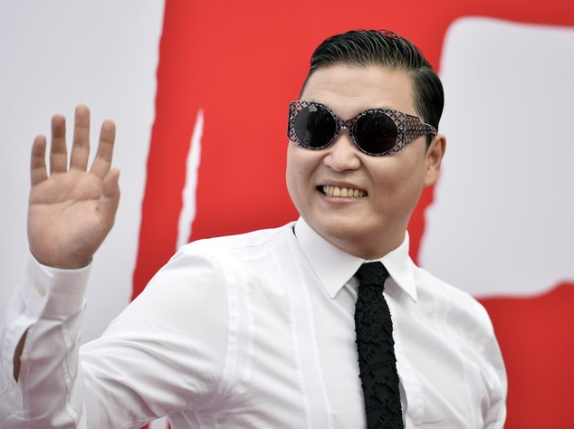 Psy in Los Angeles