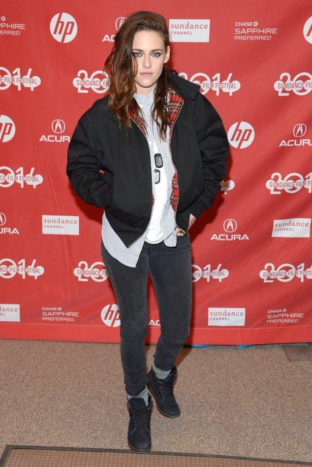 Kristen Stewart hat sich mit ihrer Berühmtheit noch nicht angefreundet