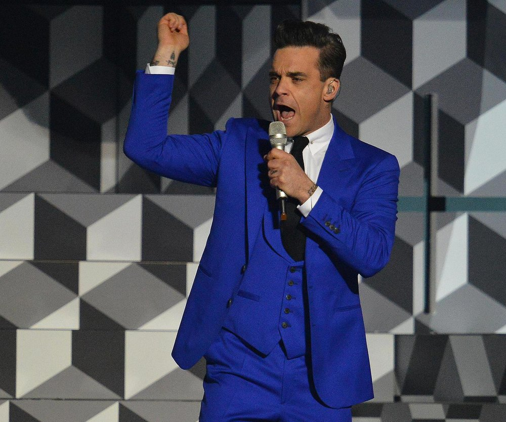 Robbie Williams verschenkte Echo an Hurts