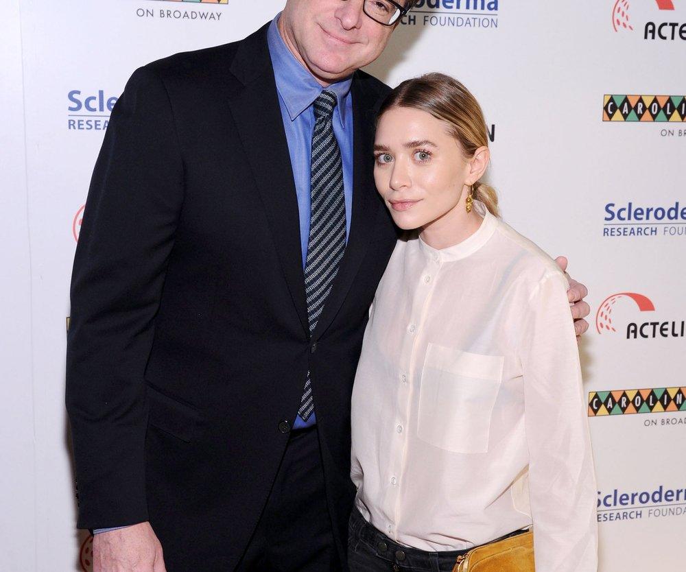 Ashley Olsen: Große Wiedersehensfreude