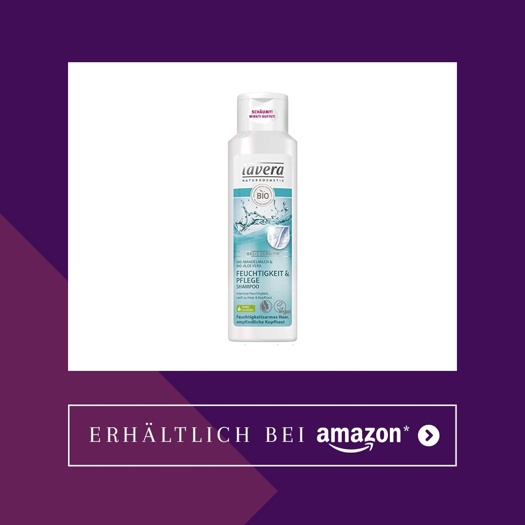 shampoos ohne silikone - lavera