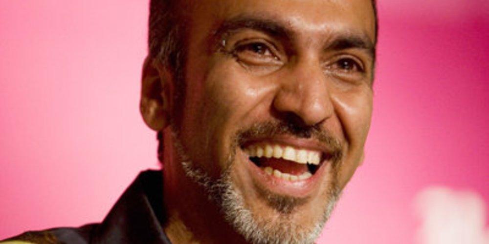 Star-Designer Manish Arora aus Indien