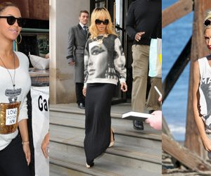 Statement-Shirts: Modetrend 2012