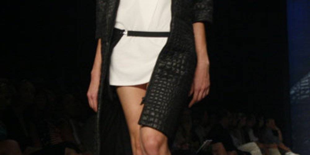 Fashion Week Berlin 2011: Designer for tomorrow, katja Filipovich