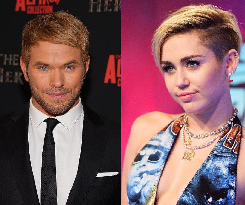 Miley Cyrus soll Kellan Lutz abserviert haben