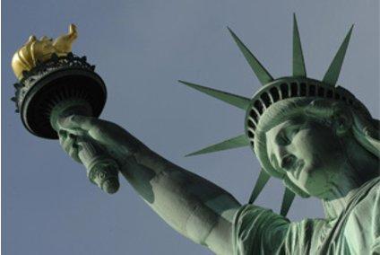 New Yorker Freiheitsstatue