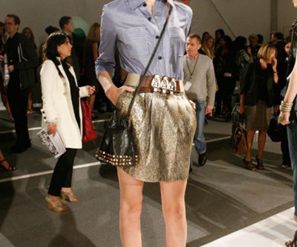 Tory Burch auf der Fashion Week New York 2010