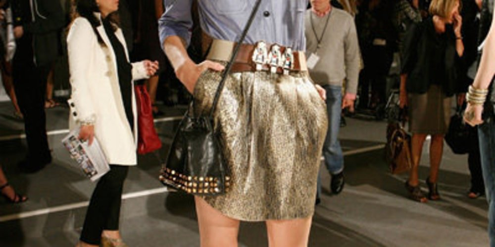 Tory Burch auf der Fashion Week New York 2010