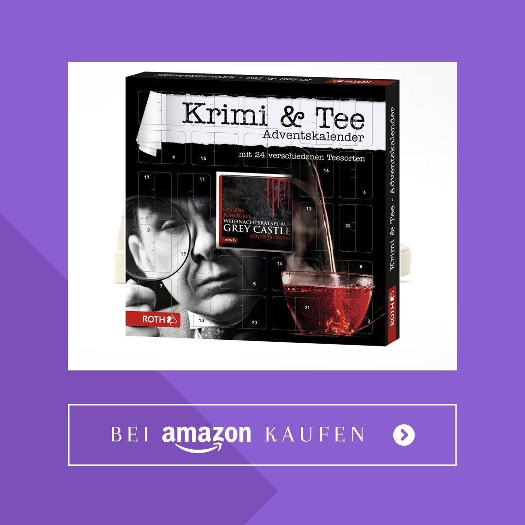 Krimi und Tee Adventskalender