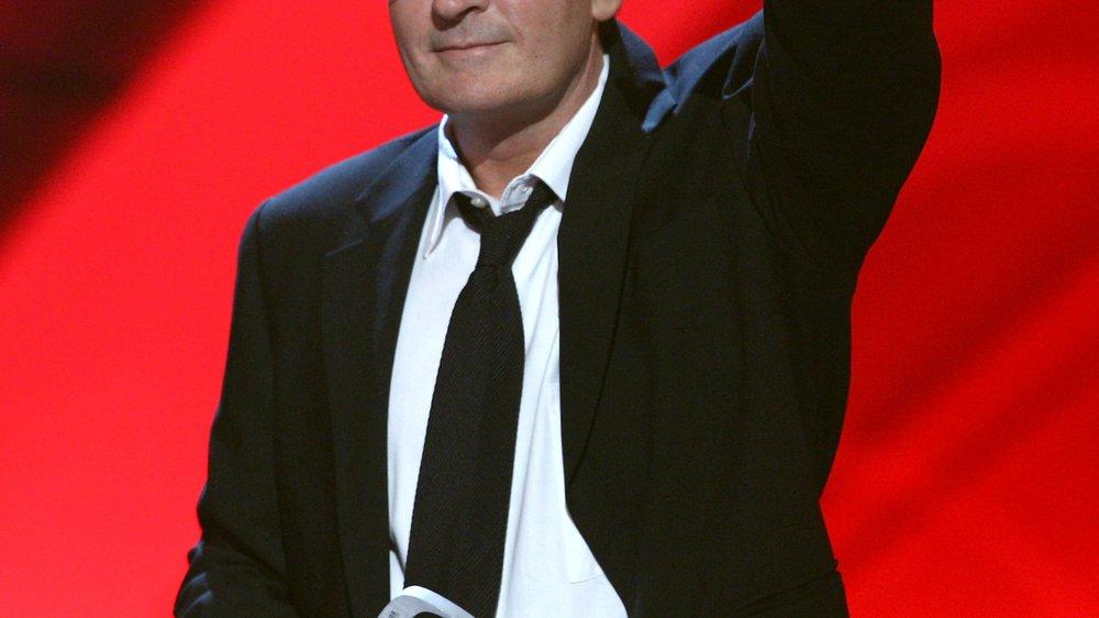 Charlie Sheen will Präsident werden