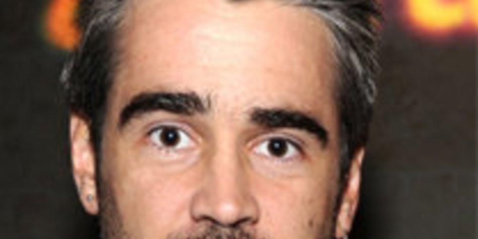 Colin Farrell zu Gast in der Sesamstraße