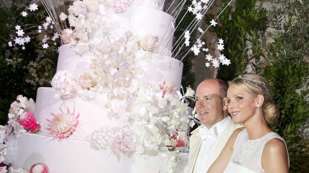 Hochzeit in Monaco - So schön war die Trauung!