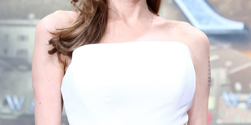 Angelina Jolie erhält einen Ehrenoscar