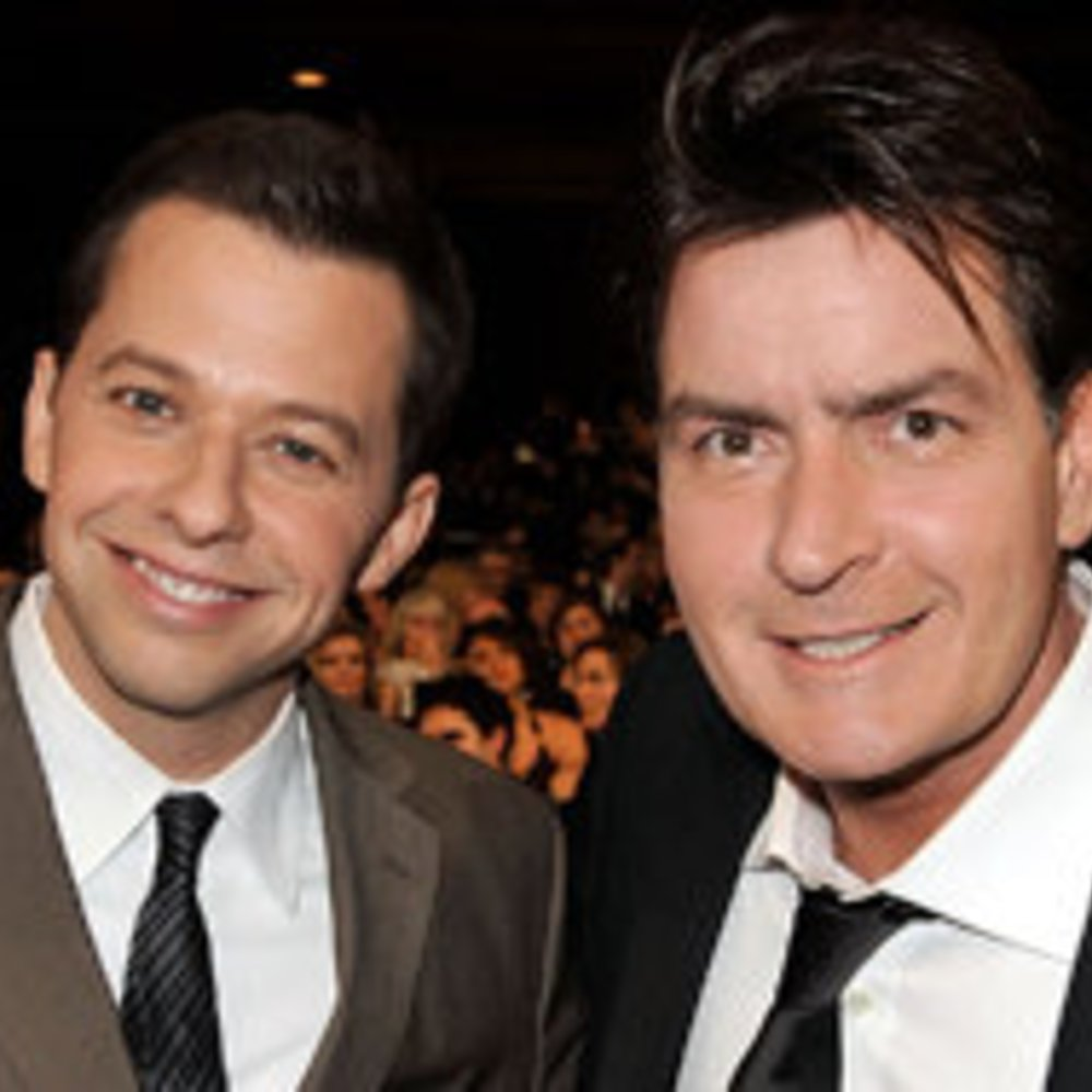 Charlie Sheen: Jetzt greift er Jon Cryer an!