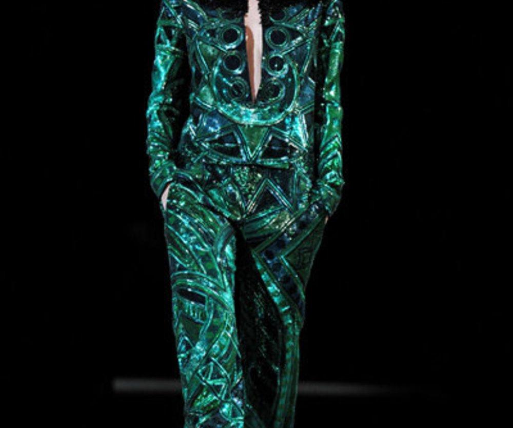 Fashion Week Paris: Haute Couture von Givenchy