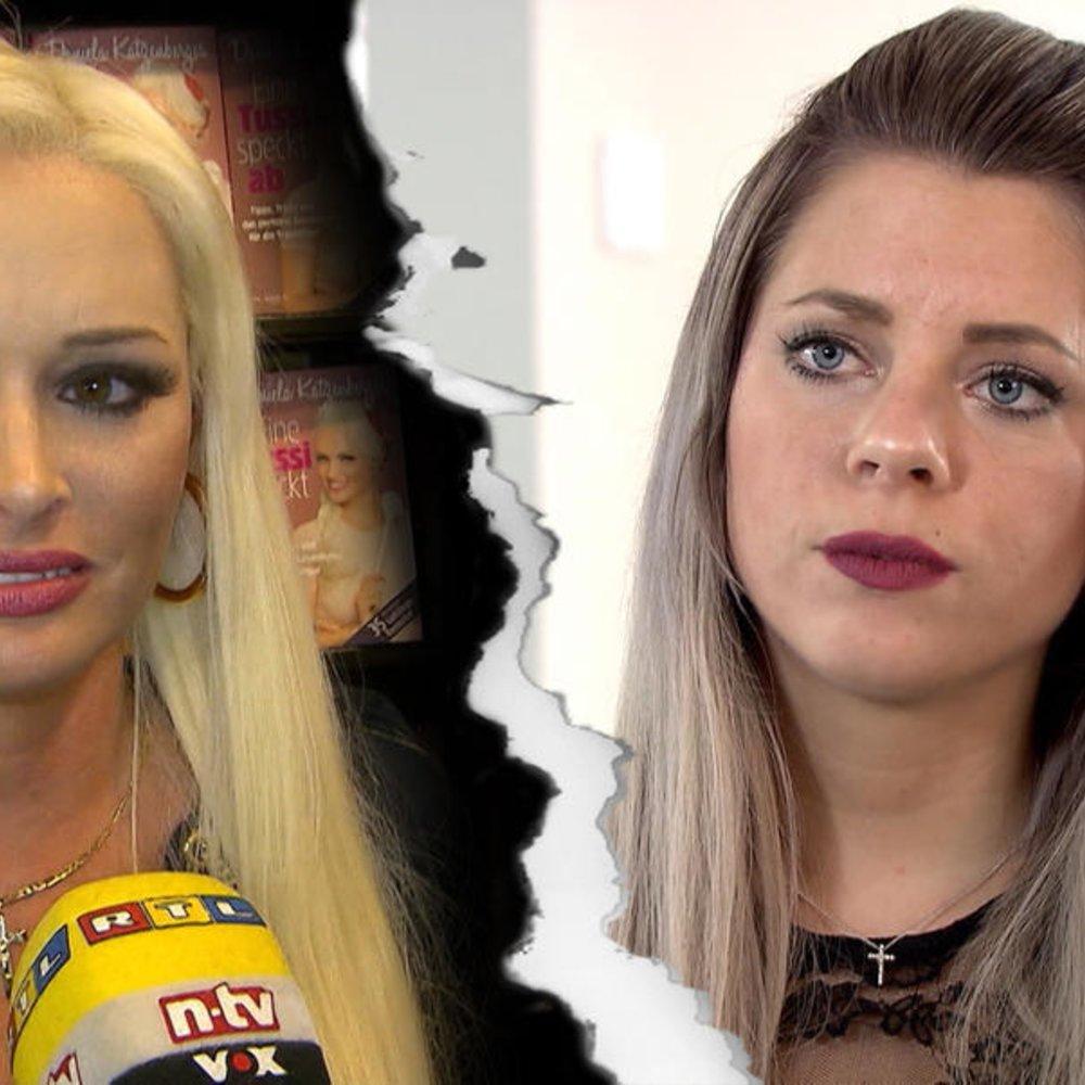 Daniela Katzenberger Streit mit Schwester Jenny