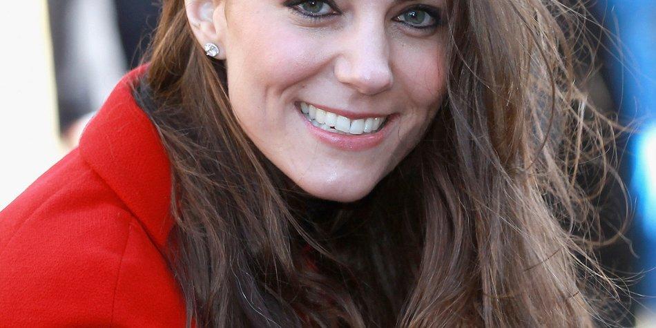 Kate Middleton: Wird der Haarschmuck zur Krise?