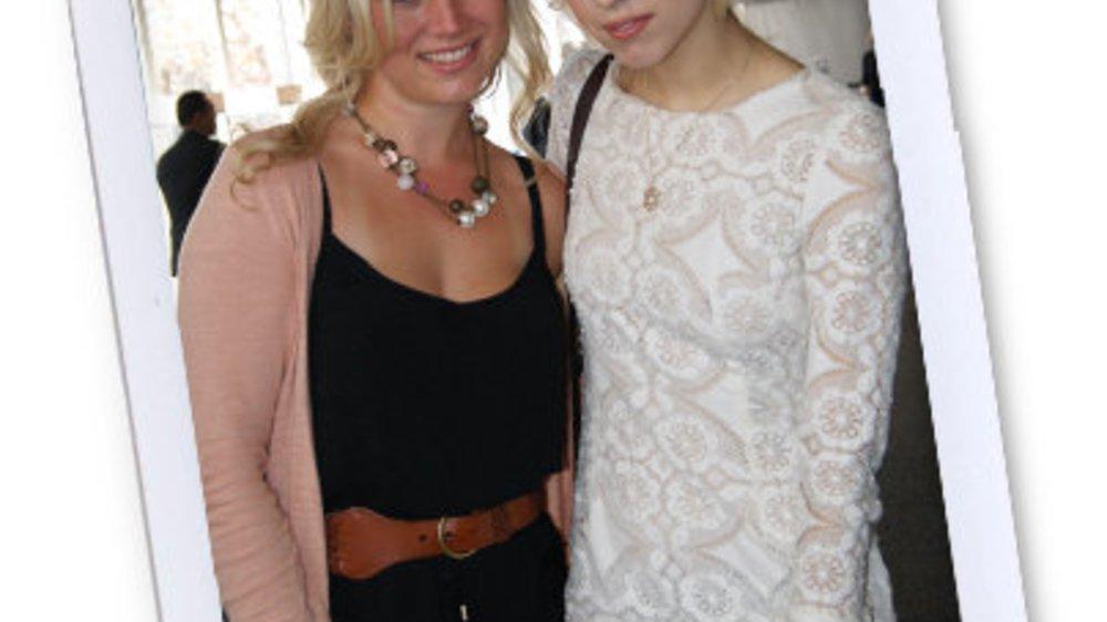 Peaches Geldof bei der Fashion Week New York
