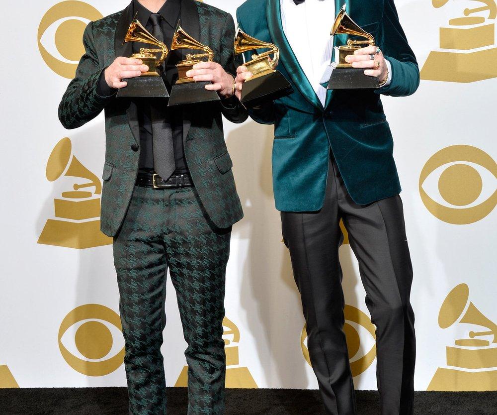 Grammys 2014: Diese Stars räumten ab!