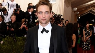 """NEW YORK, NY - MAY 04: Robert Pattinson attends the """"China: Through The Looking Glass"""" Costume Institute Benefit Gala at the Metropolitan Museum of Art on May 4, 2015 in New York City. (Photo by Larry Busacca/Getty Images) *** Local Caption *** Robert Pattinson"""