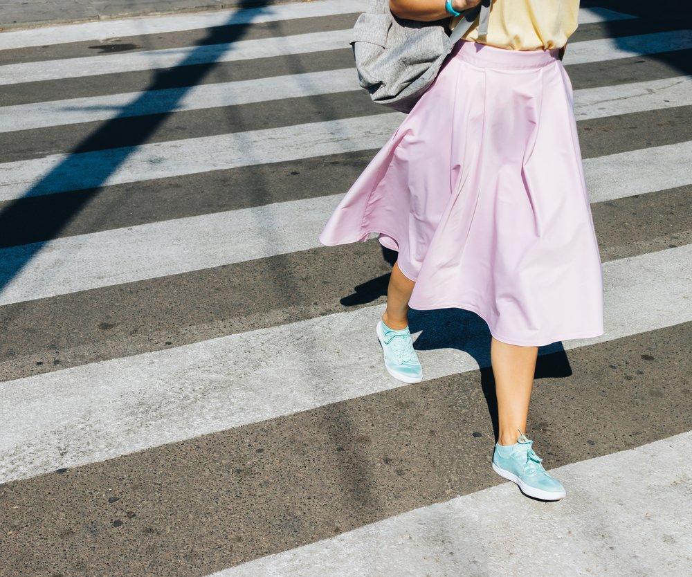 Coole Fashion-Stylings für den Frühling