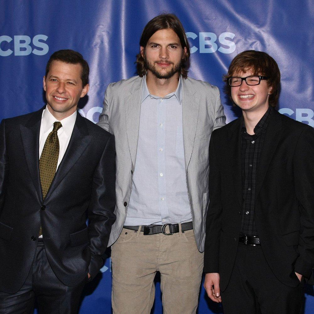 Ashton Kutcher hat keine Lust mehr auf Angus T. Jones