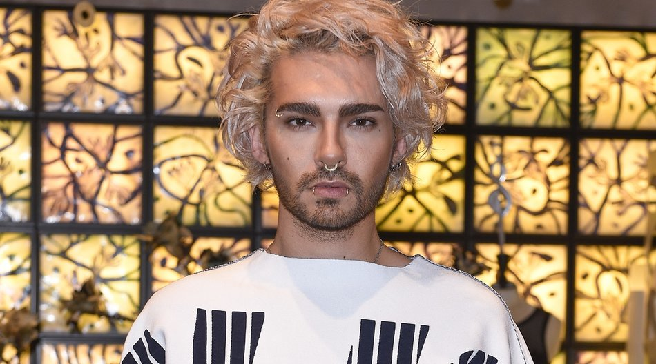 MILAN, ITALY - MAY 09: BILLY (Bill Kaulitz) singer of the band Tokio Hotel at the photo art exhibition and book launch of BILLY at 10 Corso Como on May 9, 2016 in Milan, Italy. (Photo by Pietro D'Aprano/Getty Images for BILLY)