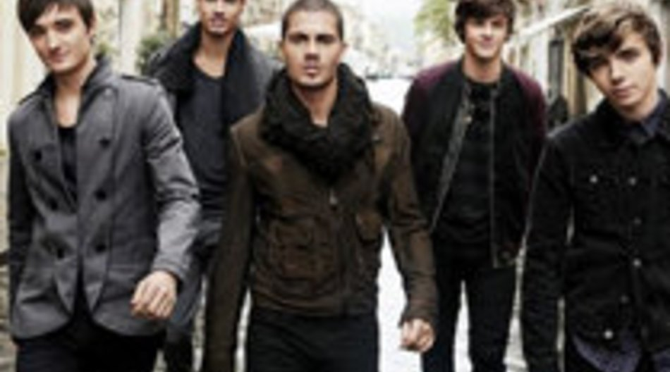 The Wanted: Video Ralley