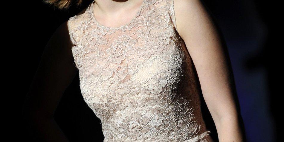 Scarlett Johansson trägt immer Make-up
