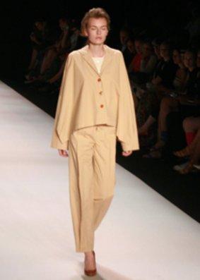 Michael Sontag auf der Fashion Week Berlin