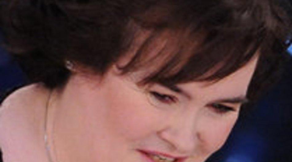 Susan Boyle auf der Suche nach Liebe