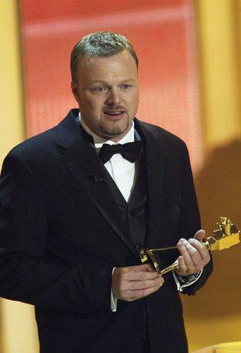 Der deutsche Musikproduzent Stefan Raab