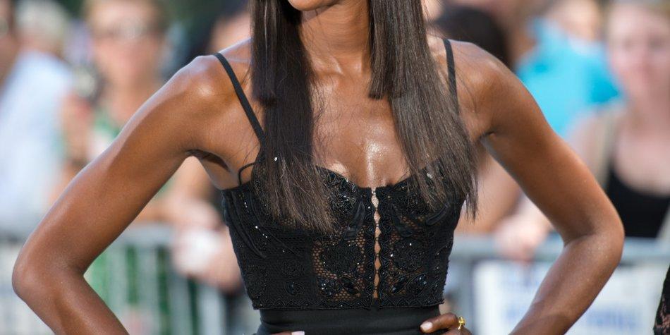 """Naomi Campbell: """"Cara ist nicht die neue Kate Moss!"""""""