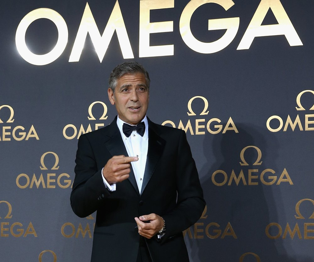 George Clooney: Kalte Füße vor der Hochzeit?