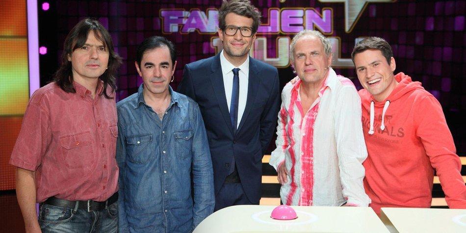 Rocco Stark und Uwe Ochsenknecht gemeinsam im TV