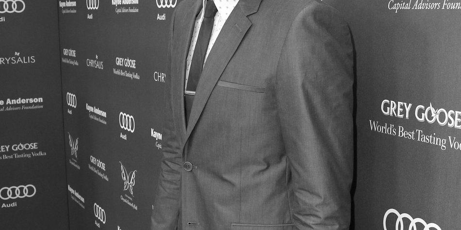 Cory Monteith wurde bei den Oscars nicht geehrt