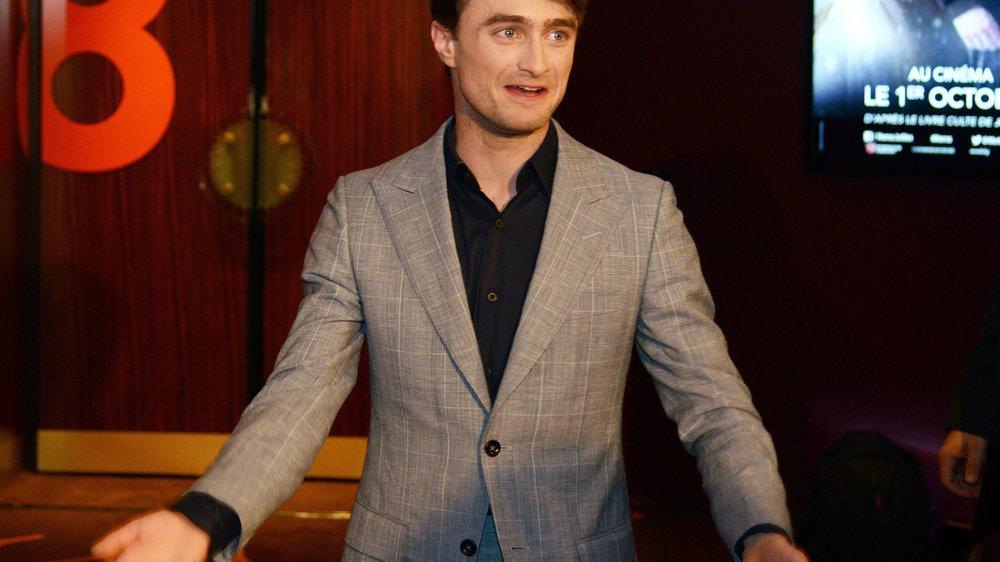 Daniel Radcliffe vergiftete sich aus Versehen selbst