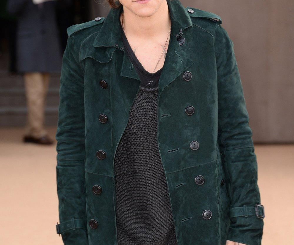 Harry Styles hat ein Neues
