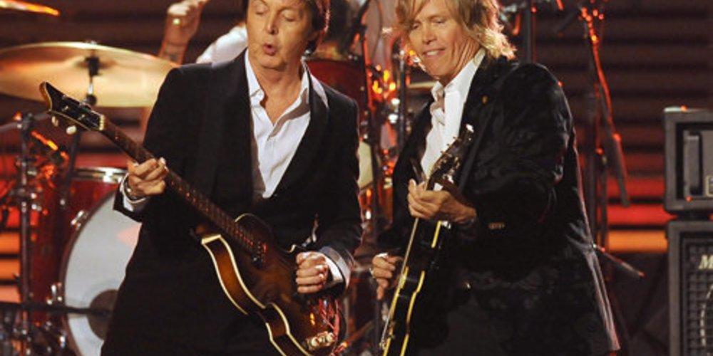 Grammy Paul McCartney