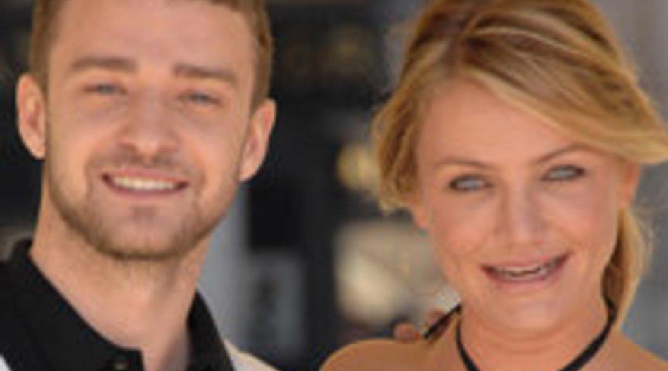 Justin Timberlake und Cameron Diaz: Liebesszenen!