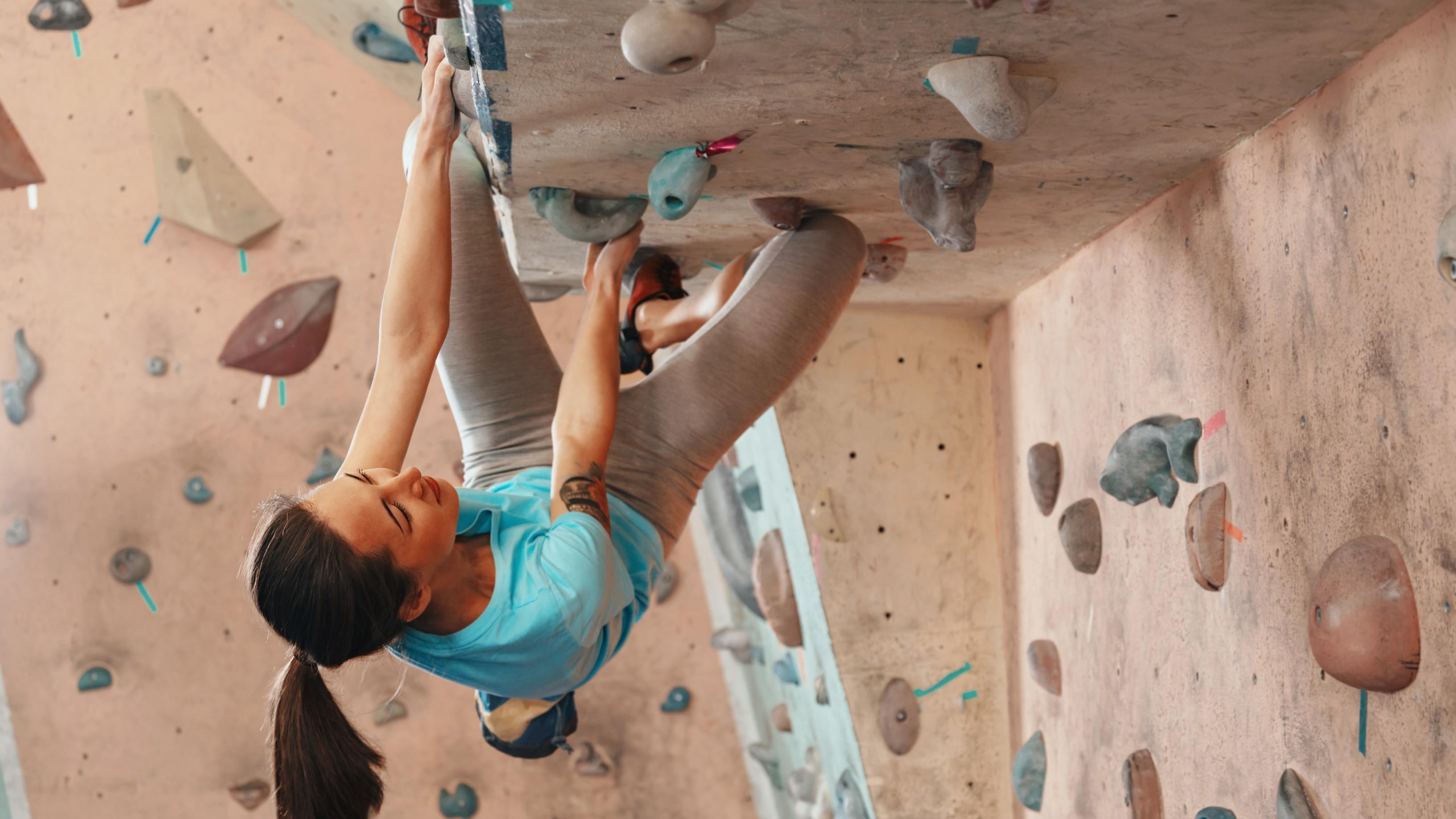 Klettergurt Seil Improvisieren : Bouldern klettern mit dem gewissen kick desired.de