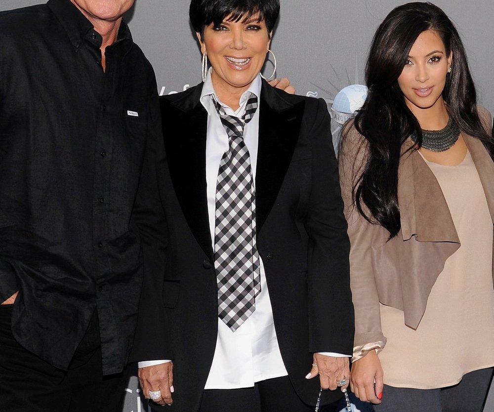 Kim Kardashian: Mutter und Stiefvater trennen sich!