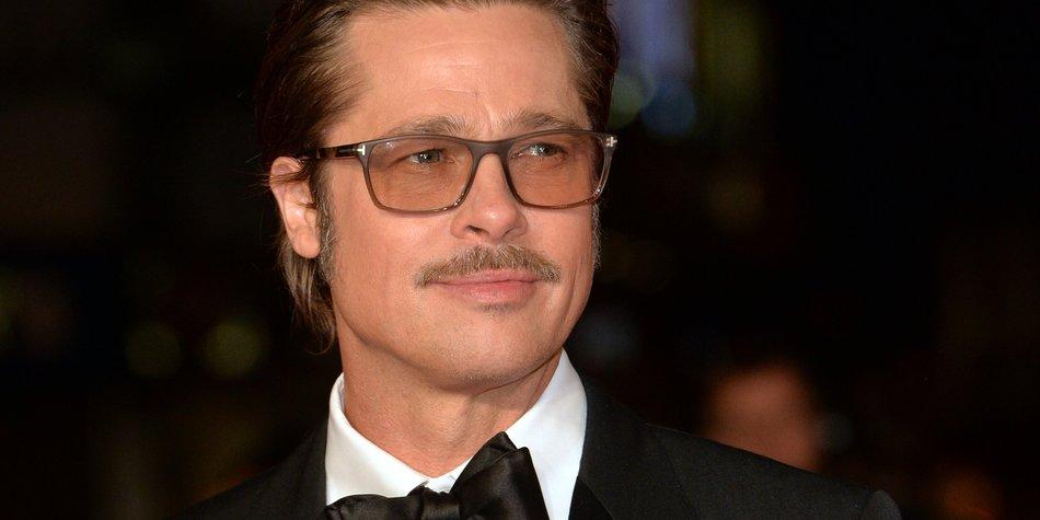 Brad Pitt ist ein Super-Dad