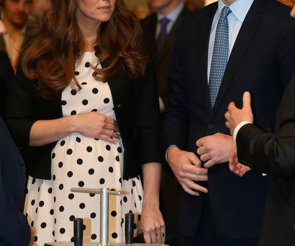Kate Middleton im Hochzeitsstress