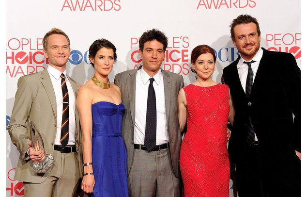 How I Met Your Mother-Stars bei den People`s Choice Awards