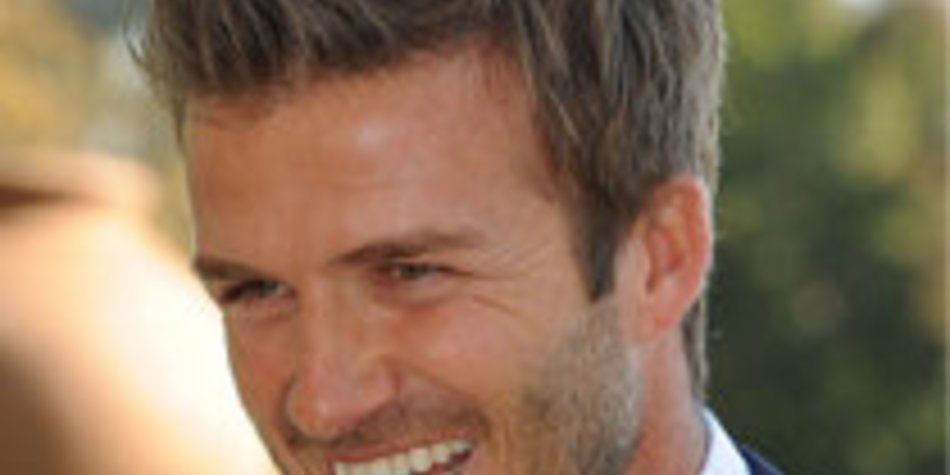David Beckham im neuen Adidas-Spot