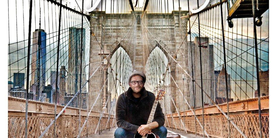 Gregor Meyle: Der Songpoet legt mit neuem Musikmaterial nach