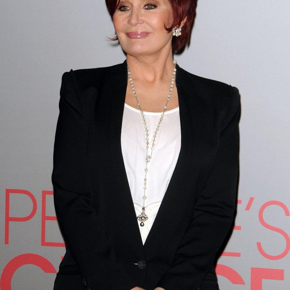 Sharon Osbourne ist wieder schlank
