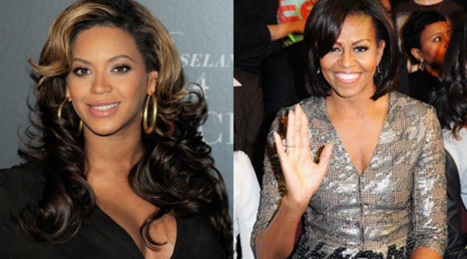 Beyoncé schreibt Michelle Obama einen Brief