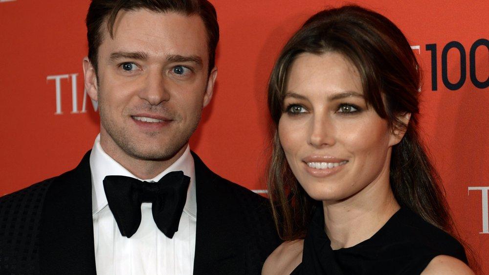 Justin Timberlake und Jessica Biel sind verliebter denn je